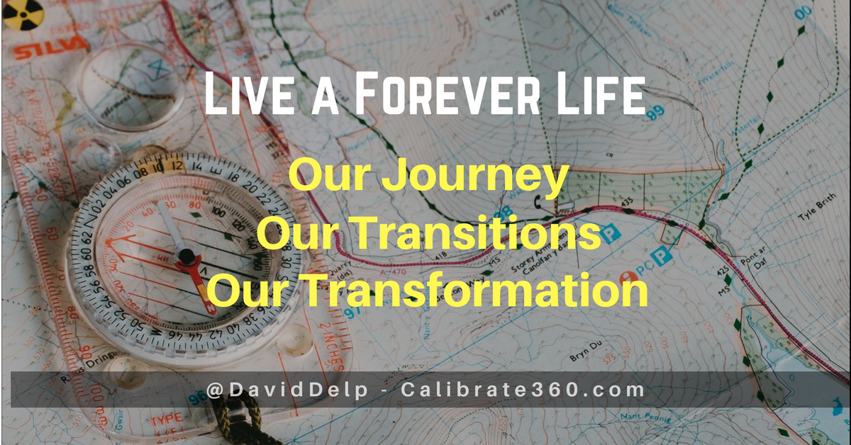 Our Journey, Our Transitions, and Our Transformation