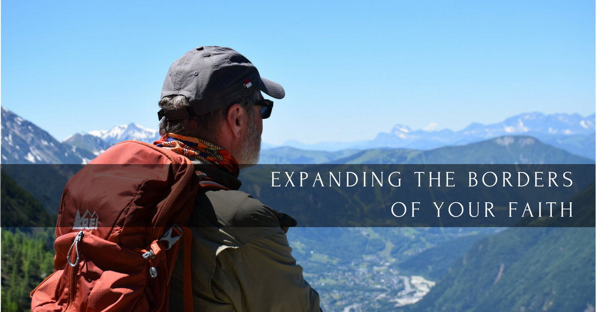 015 – Calibrate Belief: Expanding the Borders of Your Faith