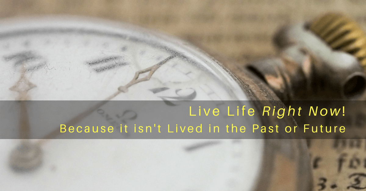 024 – Living Life Right Now!