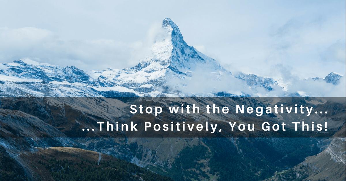 042 – The Importance of Positive Self-Talk to the Joyful Life