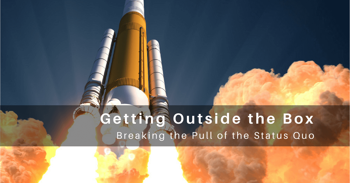 047 – Getting Outside the Box