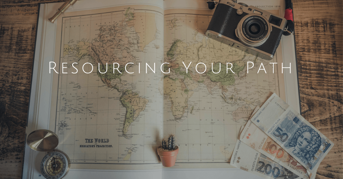 Resourcing Your Path