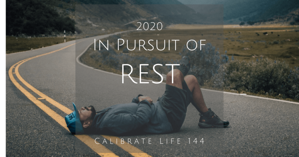 In Pursuit of Rest